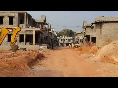 Luxury Villas in Cochin-Villas in Cochin, Kakkanad-Travancore Grand County Neoclassic villas