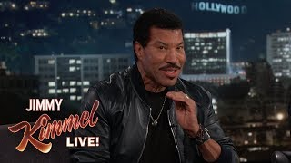 Want Lionel Richie to Be Your Outgoing Message?
