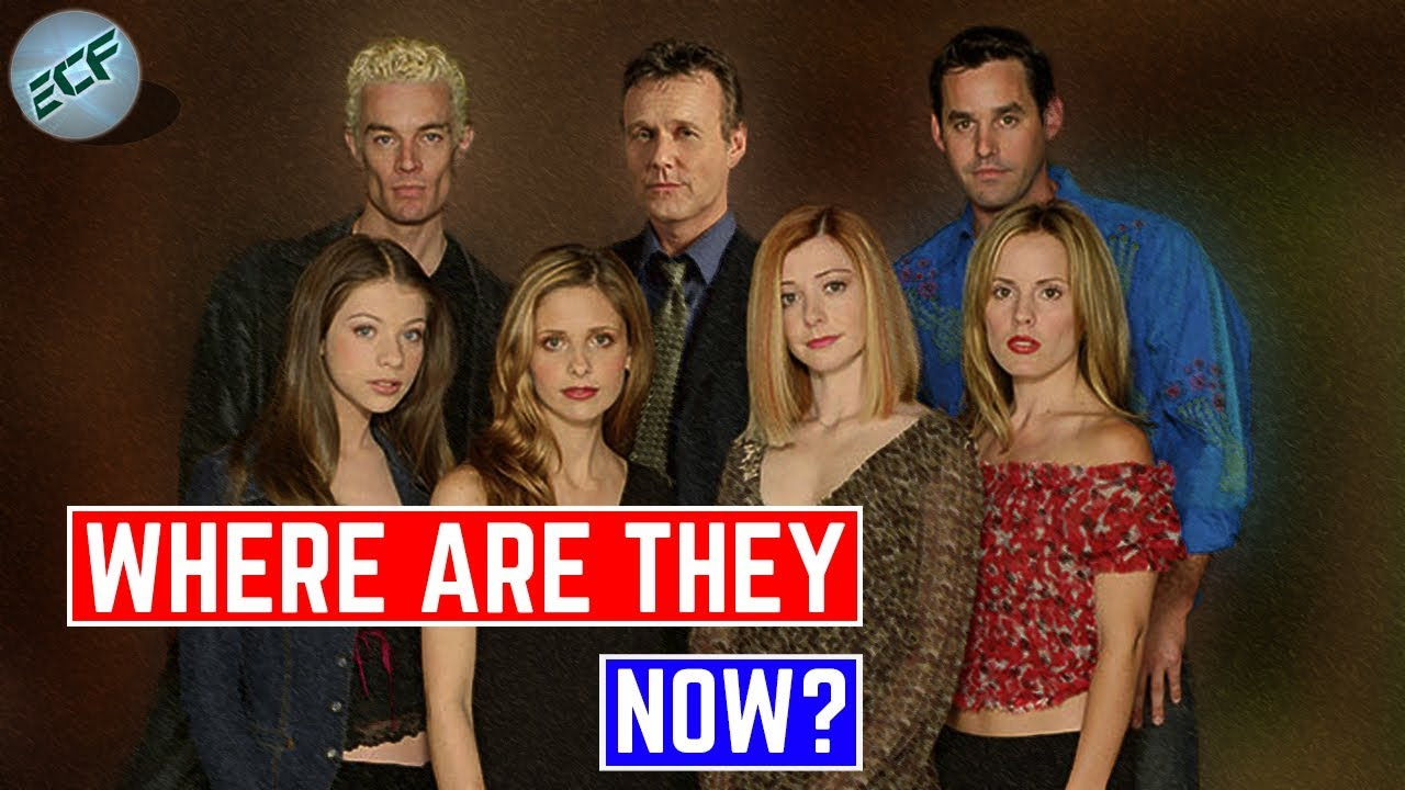 Buffy the Vampire Slayer Cast: What are they doing now?