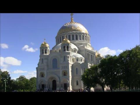 Kronstadt Naval Cathedral of Saint Nicholas.