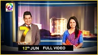 Live at 7 News – 2019.06.12 Thumbnail
