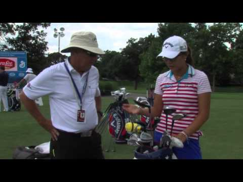 What's in Lydia Ko's Bag?
