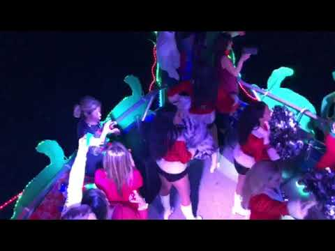 The Mo & Sally Show - The Holiday Boat Parade Of The Palm Beaches