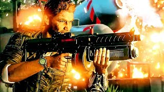 JUST CAUSE 4: Story Gameplay Trailer (2018) PS4 / Xbox One / PC