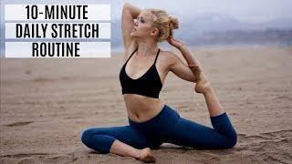 10-Minute Daily Stretch Routine | MFit