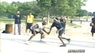 街頭籃球的最高水準 rucker park