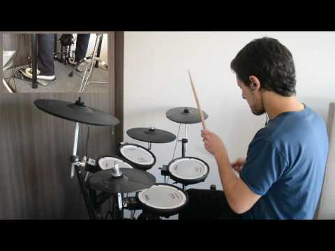 QUEENS OF THE STONE AGE - THE WAY YOU USED TO DO (DRUM COVER)