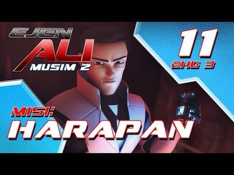 Ejen Ali Musim 2 (EP11) - Misi : Harapan [Bahagian 3]