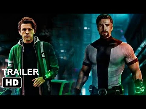 """Ben 10: The Movie 'Teaser Trailer' """"The Paradox"""" (2022) Live Action """"Tom Holland"""""""