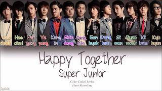 Super Junior - Happy Together