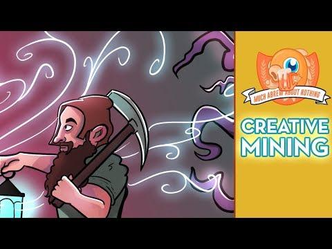 Much Abrew: Creative Mining (Modern, Magic Online)