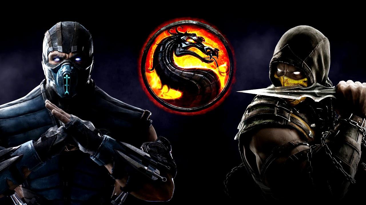 Mortal Kombat Live Wallpaper 3440x1440 - YouTube