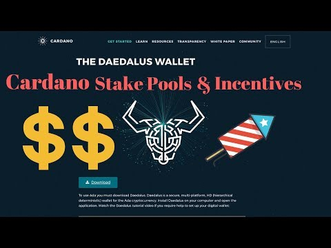 Passive Income Cardano Stake Pool Incentives, EOS Block Producers, LISK ARK Delegates, EOS Airdrops