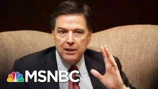 White House On Russia Probe After James Comey Firing: It's Time To Move On | The Last Word | MSNBC