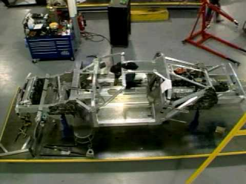 Ford Gt Making