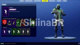 "NEW SKIN FILTRATED FROM FORTNITE ""Archetype"" AND New Gestures More"