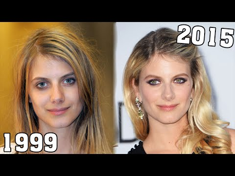 Mélanie Laurent 19992015 all movies list from 1999! How much has changed? Before and After!