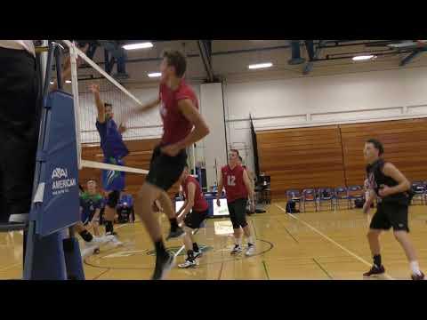 Boys Varsity Volleyball Cicero North Syracuse VS Baldwinsville 9/6/2017