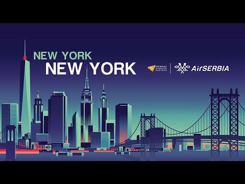Air Serbia Media Conference - JFK Flights Announcement