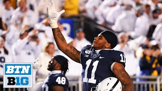 Micah Parsons Talks Cotton Bowl Selection | Penn State Football
