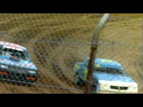 SPRING THAW  HOT LAPS CLAY COUNTY SPEEDWAY March 30th 2013