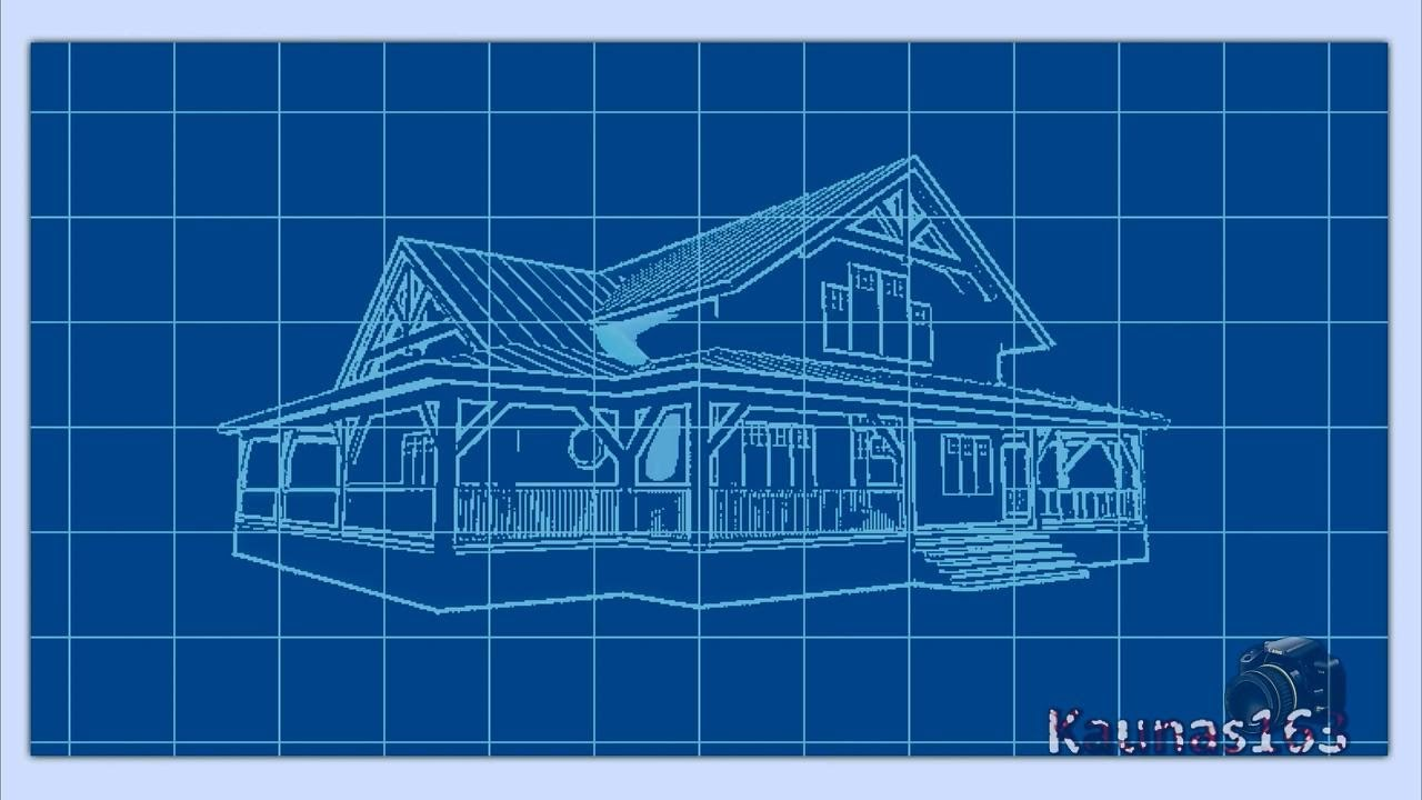 Paint tutorial number 142 blueprint photo effect youtube paint tutorial number 142 blueprint photo effect malvernweather Image collections