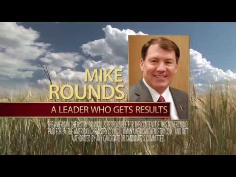 Support for Mike Rounds