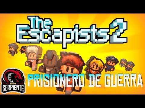 PRISIONERO DE GUERRA | THE ESCAPIST 2 c/ None y Eruby