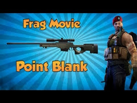 Frag Movie Sniper Point Blank #3