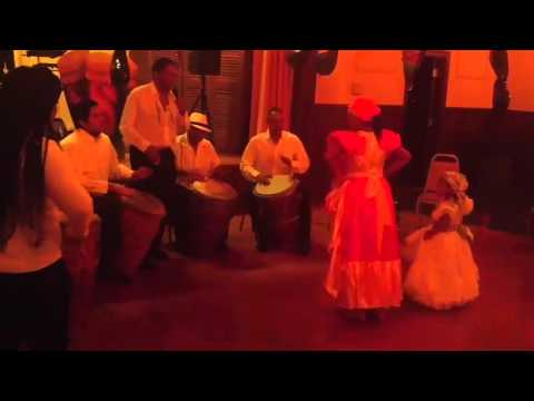 African Afro Puerto Rican Bomba Music