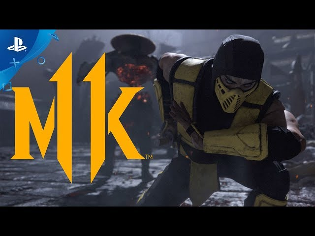 Mortal Kombat 11 - Official Announce Trailer