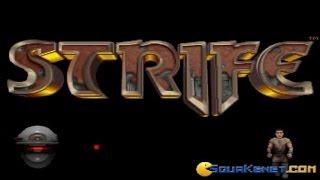 Strife gameplay (PC Game, 1996)
