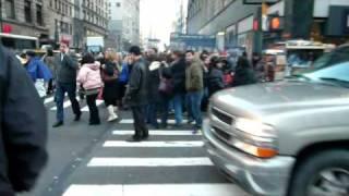 New York - everyday rush hour