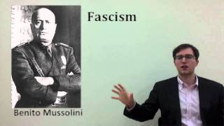 Communism and Fascism