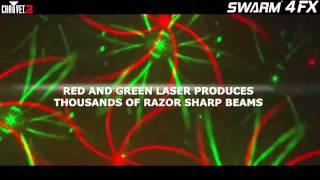 Chauvet DJ Swarm 4 FX Multi Effect Light