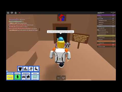 How To Get 'to The Mines' Badge In Roblox High School