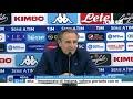 Napoli-Genoa 1-1: Cesare Prandelli in conferenza stampa post-partita