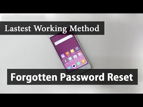 How to Reset Forgotten Password in GIONEE F103 Pro Mobile
