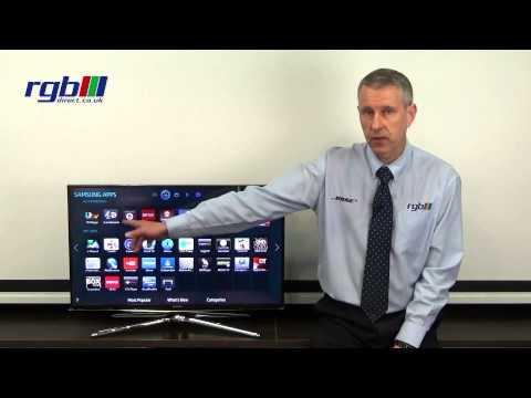 Samsung H6200 Series Review - UE40H6200, UE48H6200, UE50H6200, UE55H6200, UE60H6200 - RGB Direct