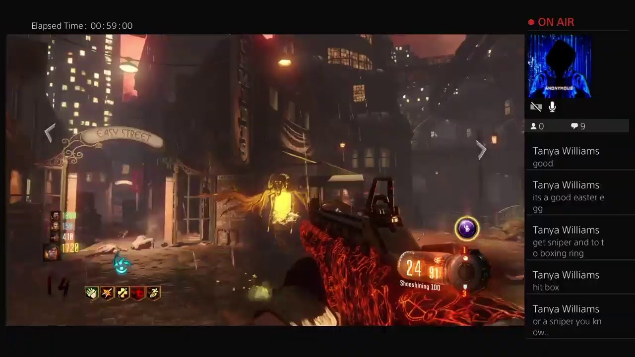 Black Ops 3 | Zombies | Shadows of Evil Funs XD | Road to 100 Subscribers