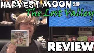 Harvest Moon 3D The Lost Valley Review