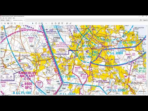 Visual Terminal Charts for RPAS pilots | Remote Aviation Australia
