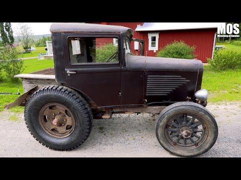 En av Sveriges äldsta kvarlevande EPA-traktorer