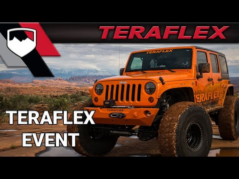 TeraFlex Event: Easter Jeep Safari 2012 Friday