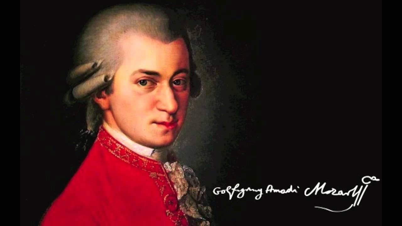 Wolfgang Amadeus Mozart - Symphonies (Cd No.5) - YouTubeWolfgang Amadeus Mozart Music