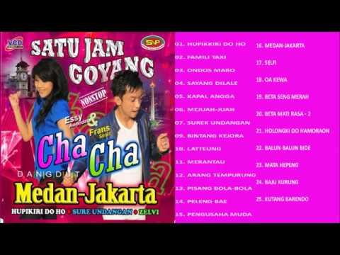 Frans Sirait feat. Assy Awonda - Cha Cha Medan Jakarta [OFFICIAL]