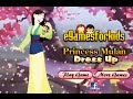 Princess Mulan Dress Up- Fun Online Dress Up Fashion Games for Girls Kids