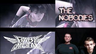 NOBODIES REACTION!!!: KARATE (BabyMetal)