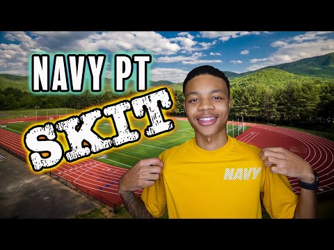 5 TYPES OF PEOPLE DURING NAVY PT *EXPOSED*