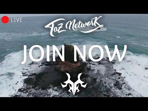 🎉 Taz Network x Loranos 🔥 Electronic Music Stream 🌴 Summer Music Mix